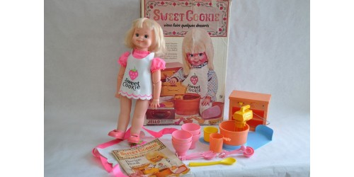 Poupée Sweet Cookie Hasbro édition canadienne