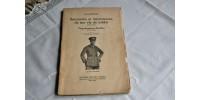 A J Lapointe, Souvenirs de ma vie de soldat (1916-1919)