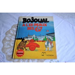 Vintage Comic Book BOJOUAL tome 2