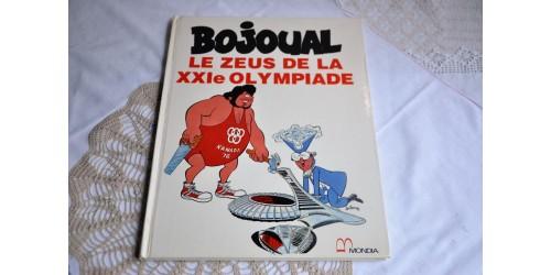 Bojoual le Zeus de la XXIe olympiade, tome 3
