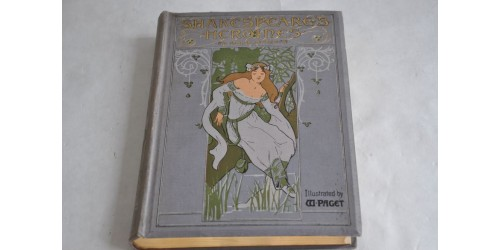 Shakespeare's Heroines Illustrated c. 1900