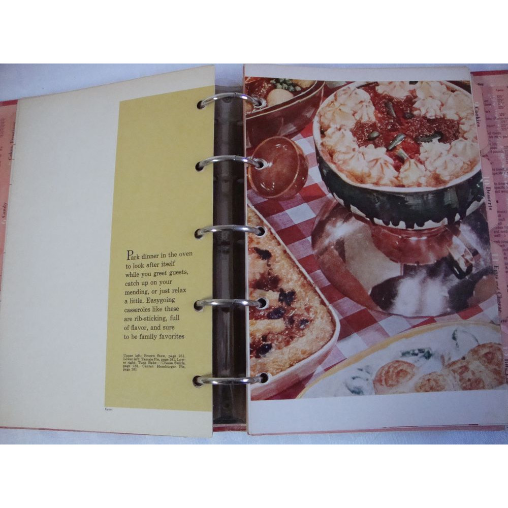 good looking better homes and gardens books.  Better Homes and Gardens New Cook Book 1953 1st Edition Cooking