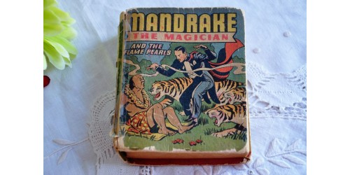 Mandrake and the flame pearls, 1946