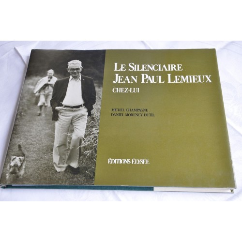 Jean-Paul Lemieux At Home Pictorial Book