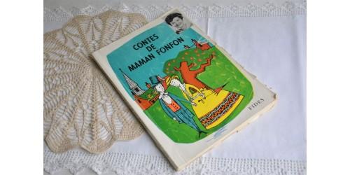 Claudine Vallerand, Contes de Maman Fonfon, 1962