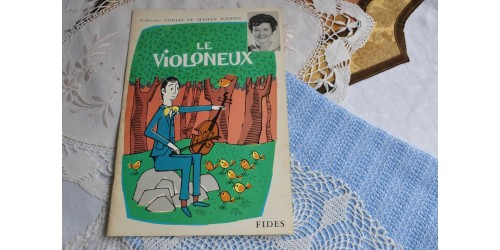 Maman Fonfon conte illustré Le violoneux