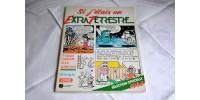 Si j'étais un extraterrestre, BD québécoise