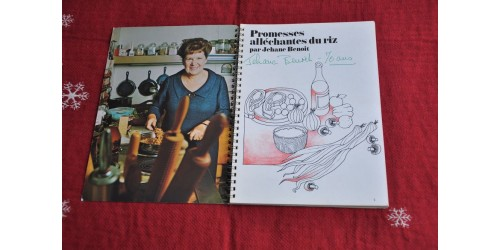 Jehane Benoît, Promesses alléchantes du riz 1974
