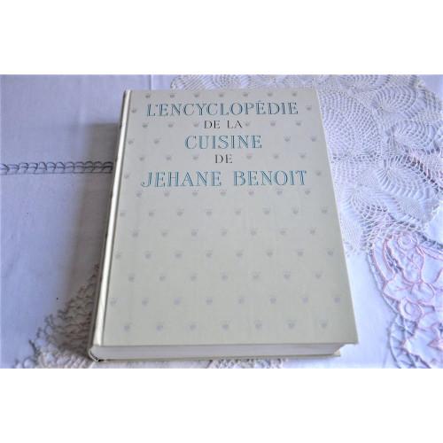 Encyclopédie de la cuisine de Jehane Benoît (in French)