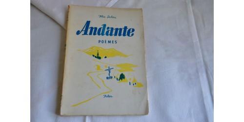 Felix Leclerc, Andante, Fides, 28e mille, 1966