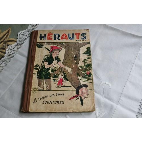 Hérauts, album 5, Fides, 1947