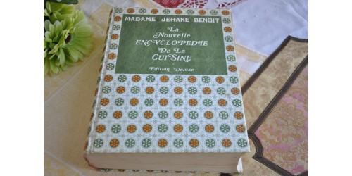 Jehane Benoît Nouvelle encyclopédie de la cuisine