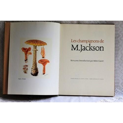 Les champignons de M. Jackson, illustrated