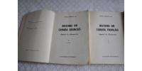 Lionel Groulx, Histoire du Canada Français, 1950