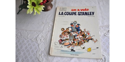 Girerd, On a volé la coupe Stanley, 1975