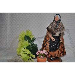 French Santon de Provence Traditional Figurine