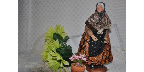 French Santon de Provence Traditional Figurine