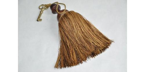 Gland de passementerie vintage pompon gland à clé décoratif