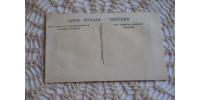 Carte postale militaire soie brodée Première Guerre - 1