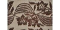 Épaisse couverture d'appoint en laine réversible