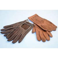 Vintage Woman's Kid Leather Gloves