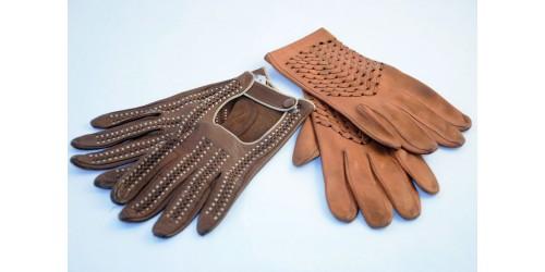 Gants de femme en cuir de chevreau
