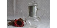 Antique cafetière filtre Pyrex d'origine française