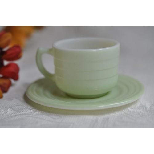 Little Hostess Moderntone Green Tea Cup