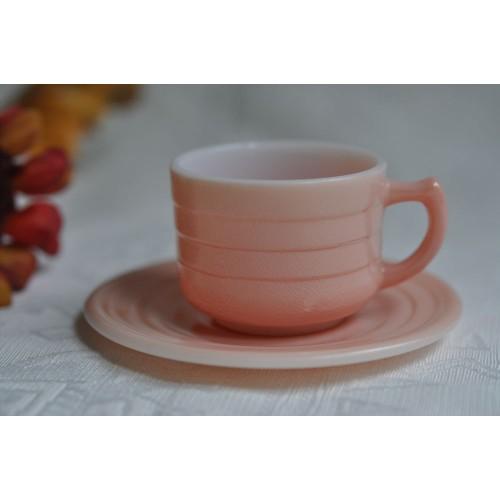 Little Hostess Moderntone Pink Tea Cup