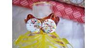 Carafe clown en verre de Murano vintage