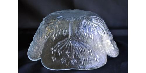 Bol à fruits en verre de design finlandais