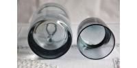 Carafe et verre pour table de chevet Krosno