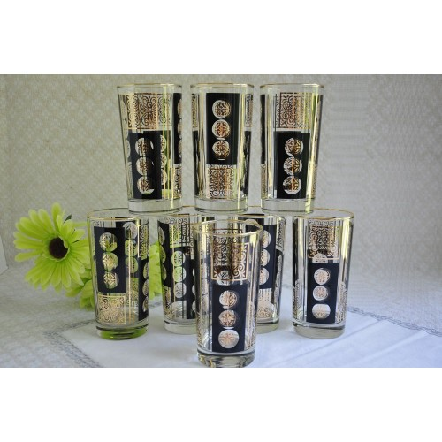 Libbey Glass Set of Height Water Tumblers