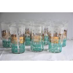 Verres à eau, jus ou thé glacé Dominion Glass