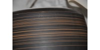 Casserole couverte Pyrex Terra brun foncé