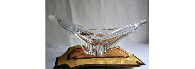 Centre de table cristal de Daum