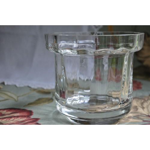 Lead Crystal Wedgwood Wine Cooler
