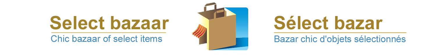Brocante Sélect bazar//Select Bazaar Online Store
